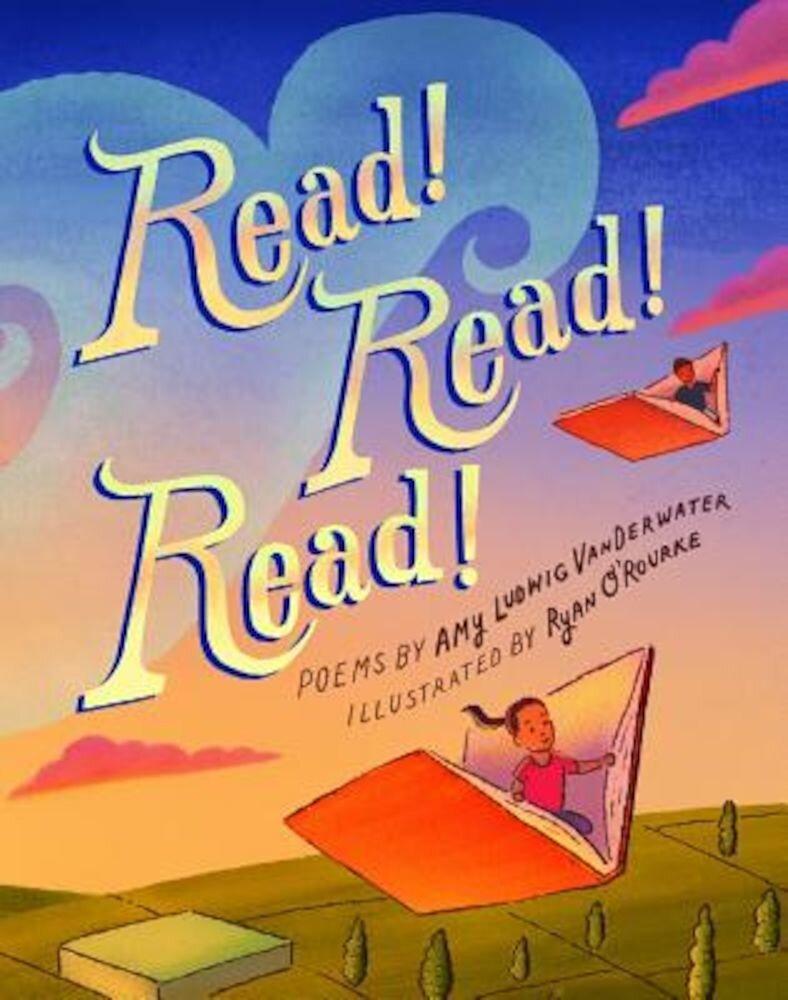 Read, Read, Read!, Hardcover