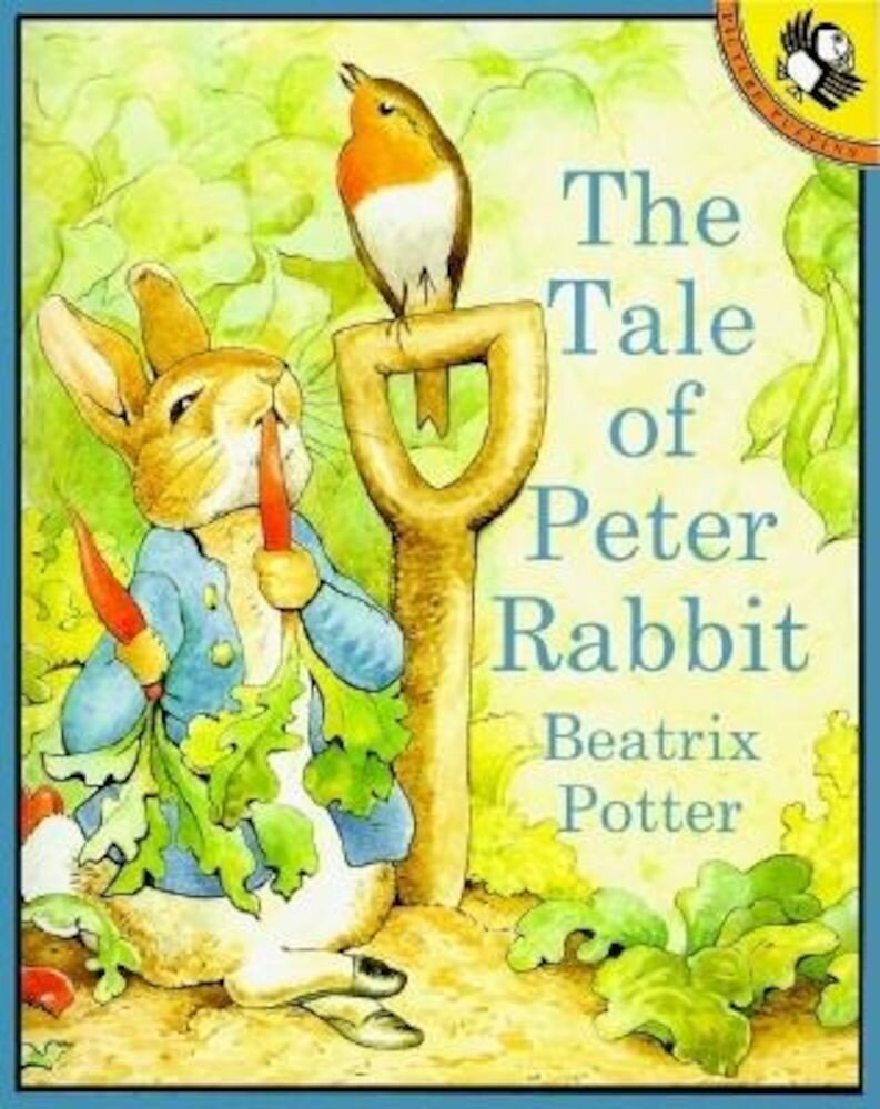 The Tale of Peter Rabbit, Paperback