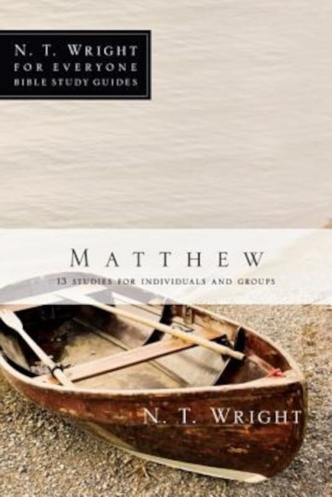 Matthew: 25 Studies for Individuals and Groups, Paperback