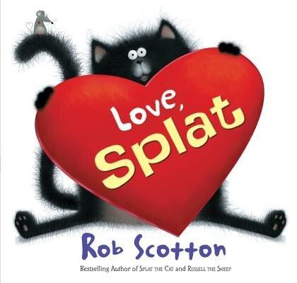 Love, Splat, Hardcover