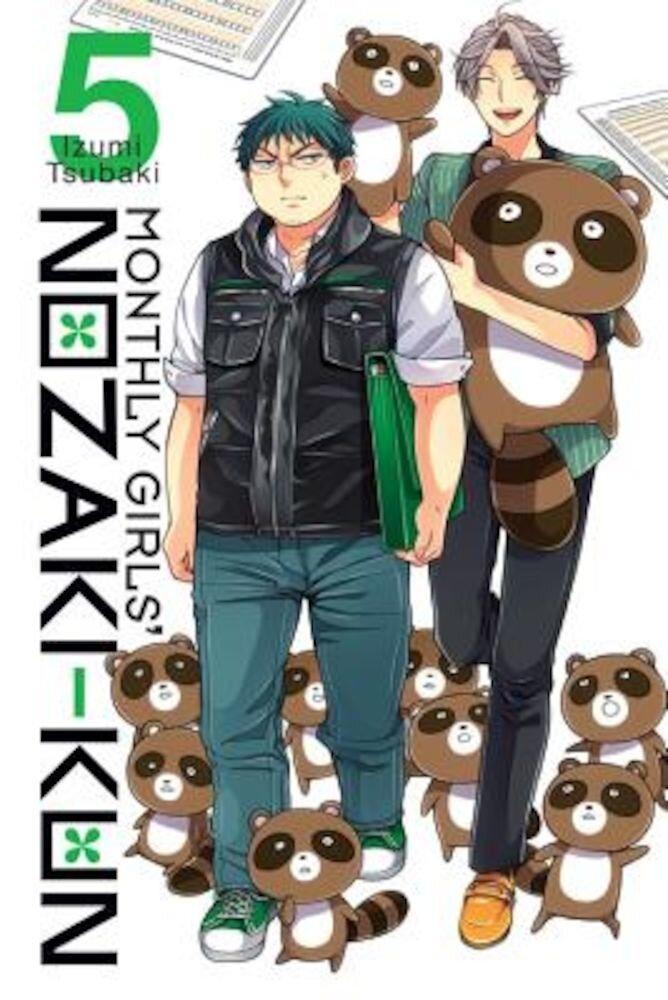Monthly Girls' Nozaki-Kun, Vol. 5, Paperback