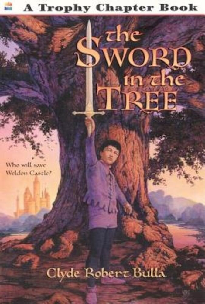 The Sword in the Tree, Paperback