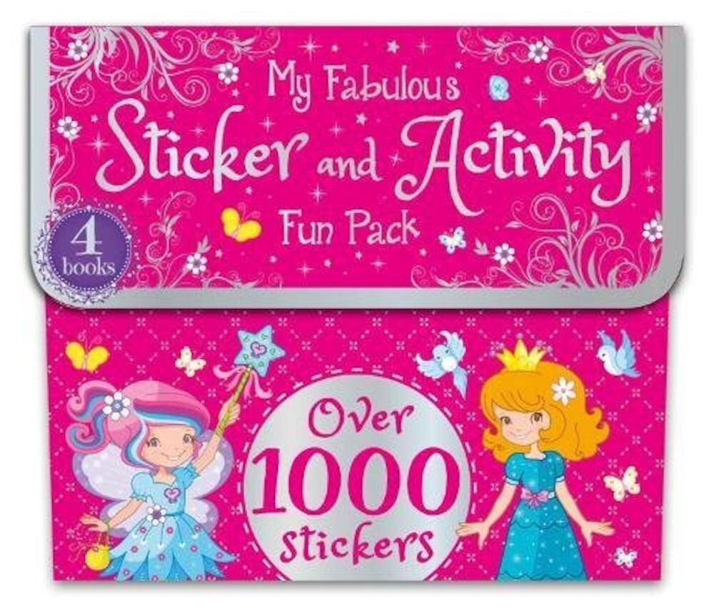 My Fabulous Sticker & Activity Fun Pack