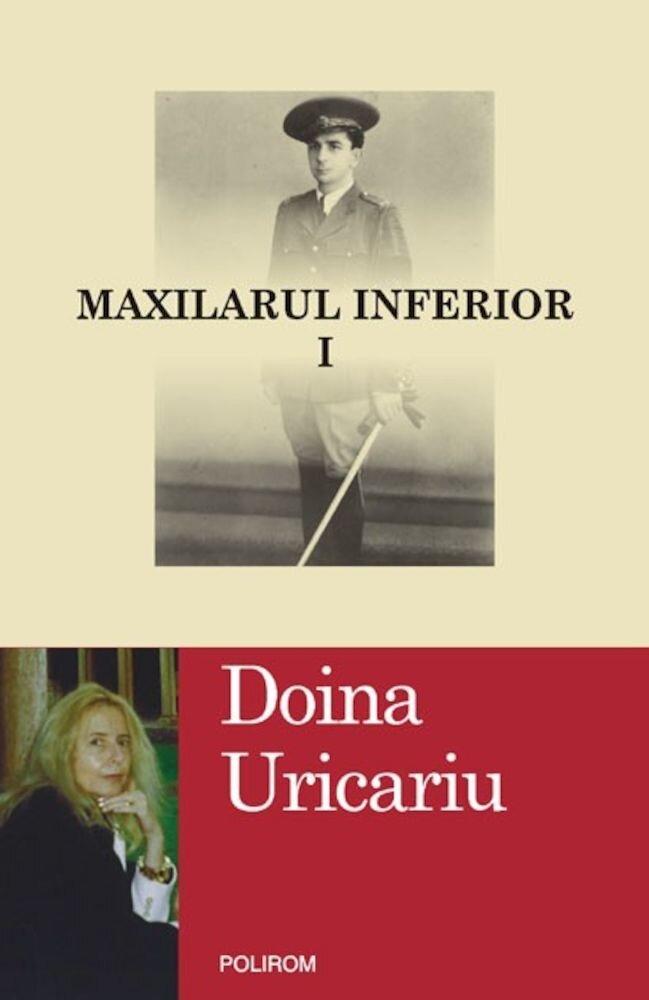 Coperta Carte Maxilarul inferior (2 volume)
