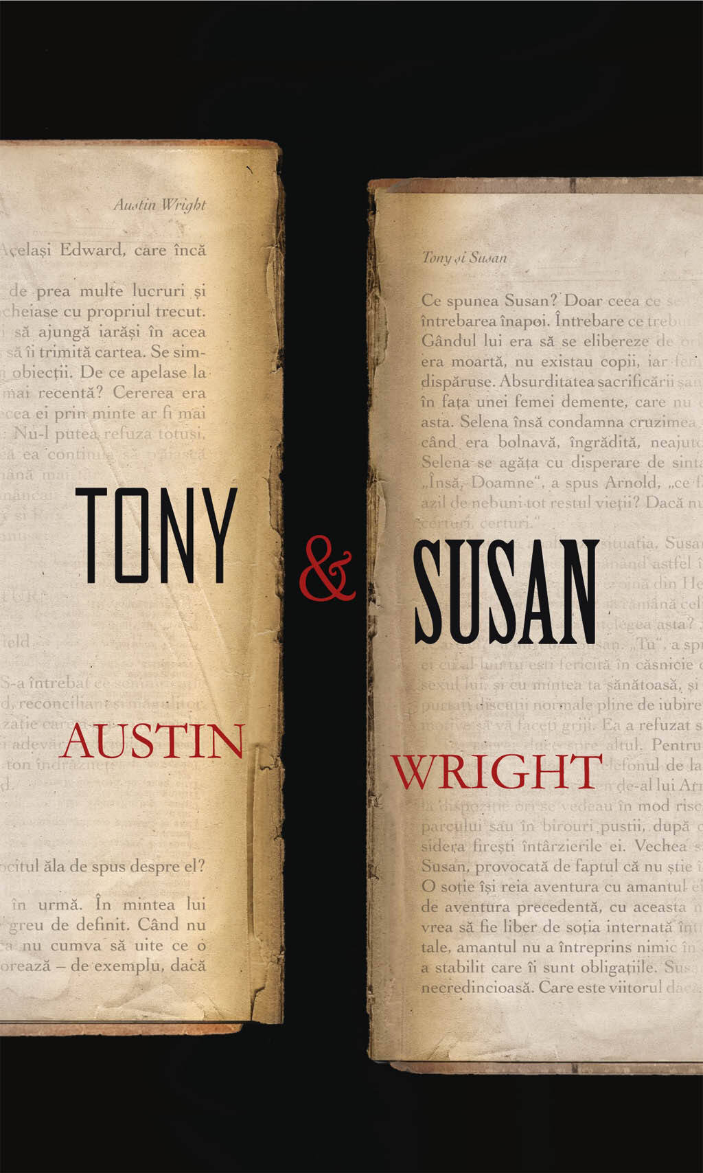 Tony si Susan (eBook)