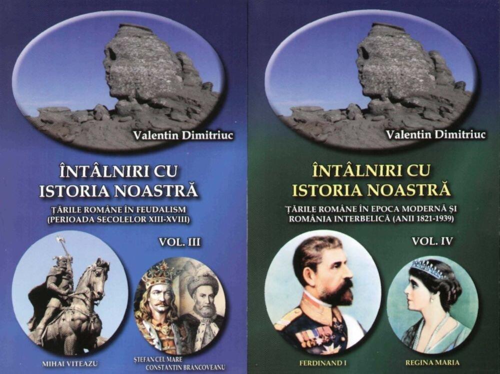 Intalniri cu istoria noastra, Vol. 3+4