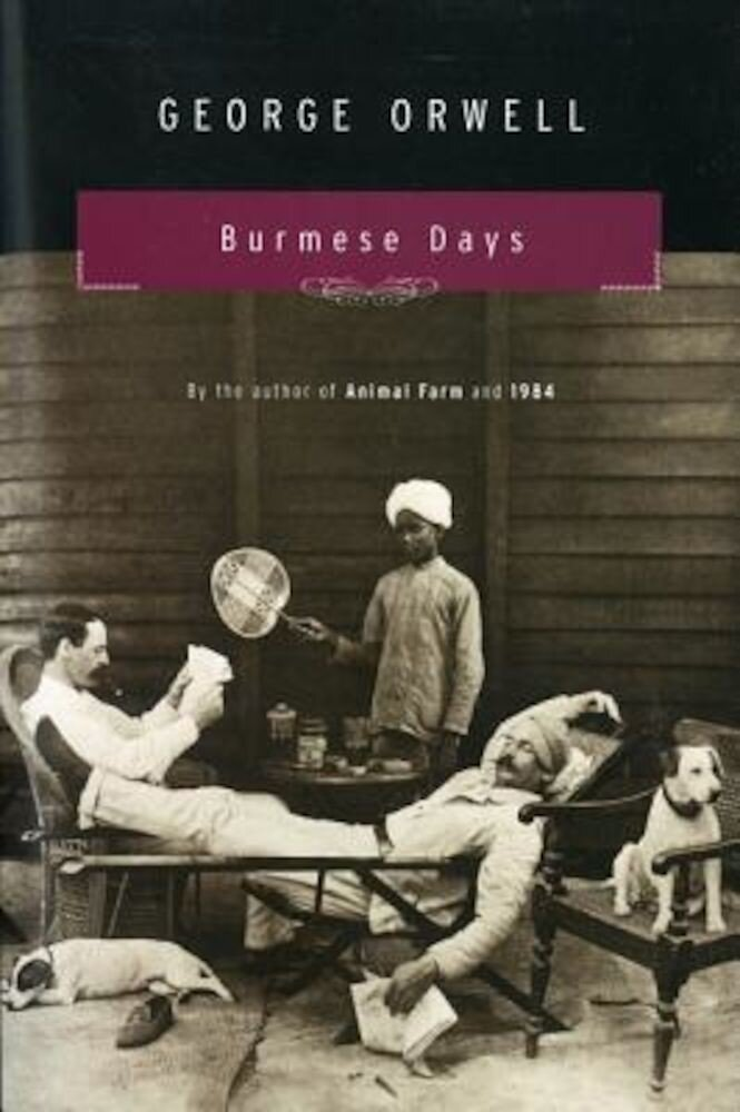 Burmese Days, Paperback