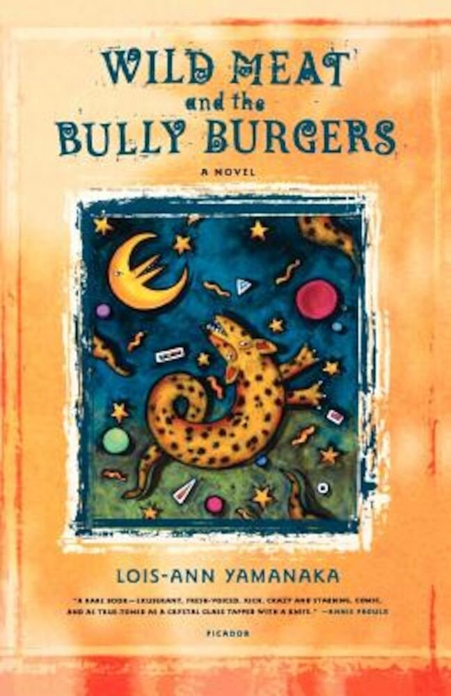 Wild Meat and the Bully Burgers, Paperback
