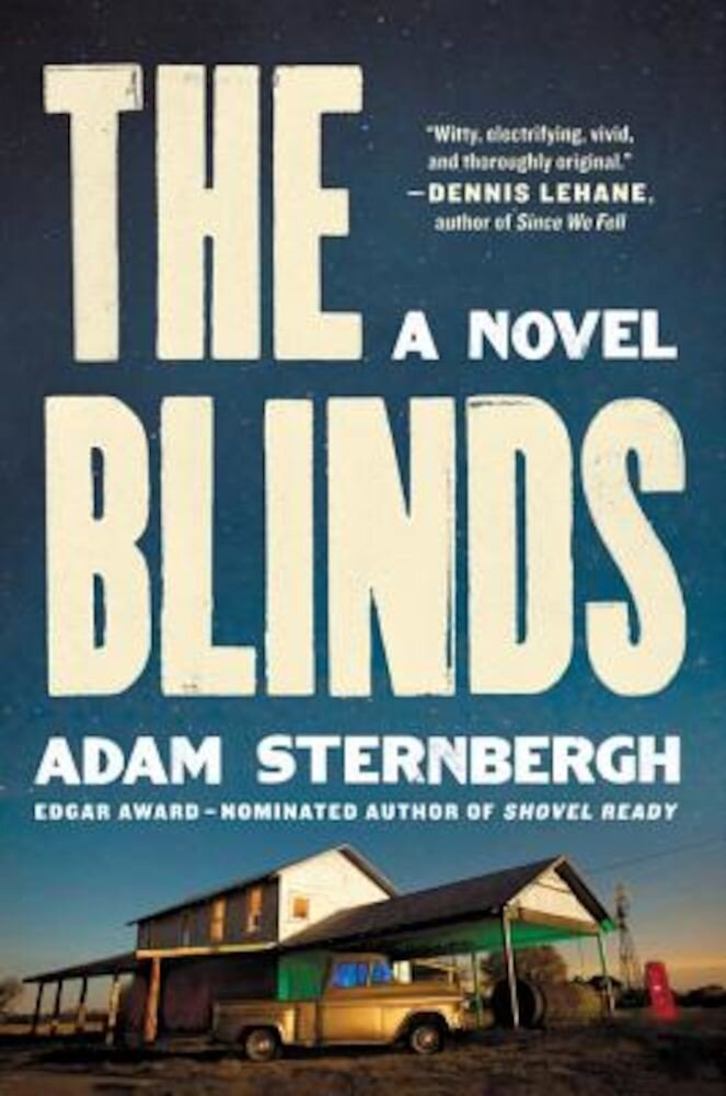The Blinds, Hardcover