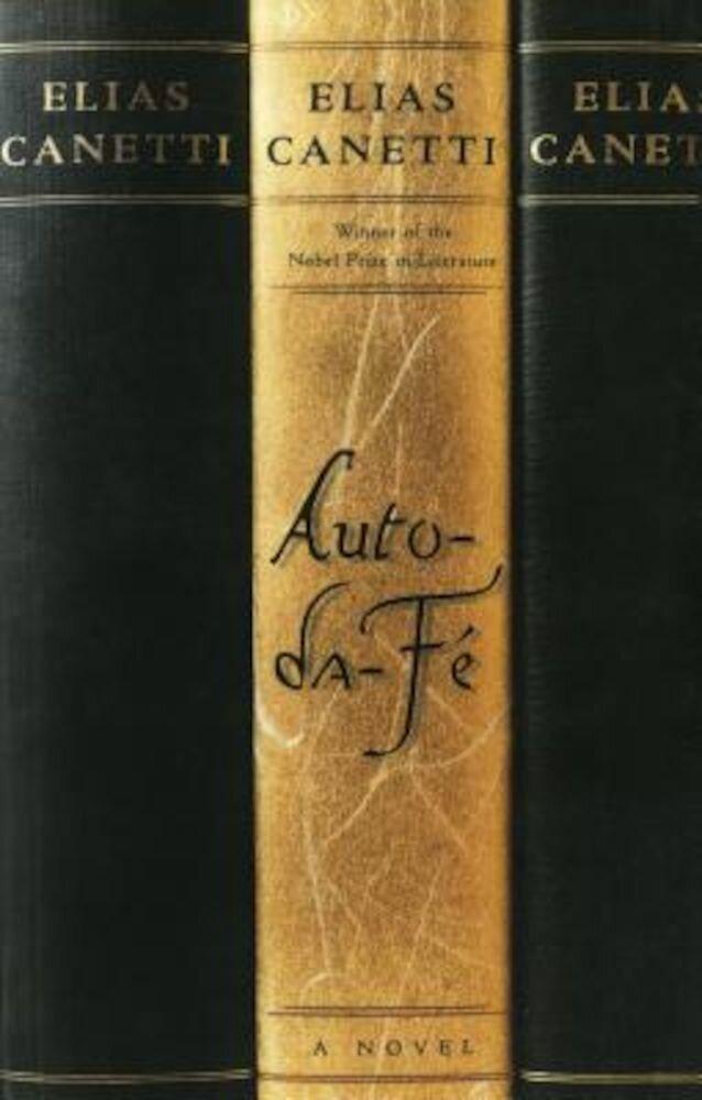 Auto-Da-Fe, Paperback