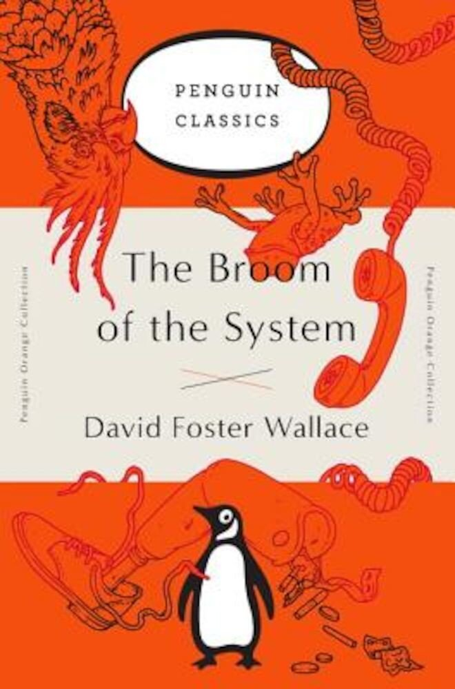 The Broom of the System, Paperback