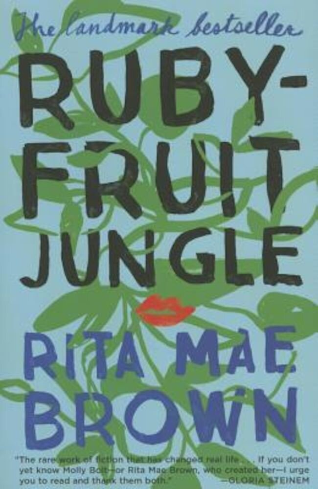 Rubyfruit Jungle, Paperback