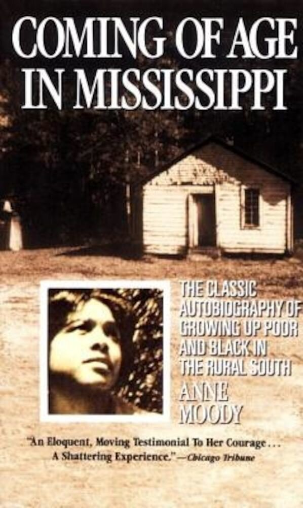 Coming of Age in Mississippi, Paperback