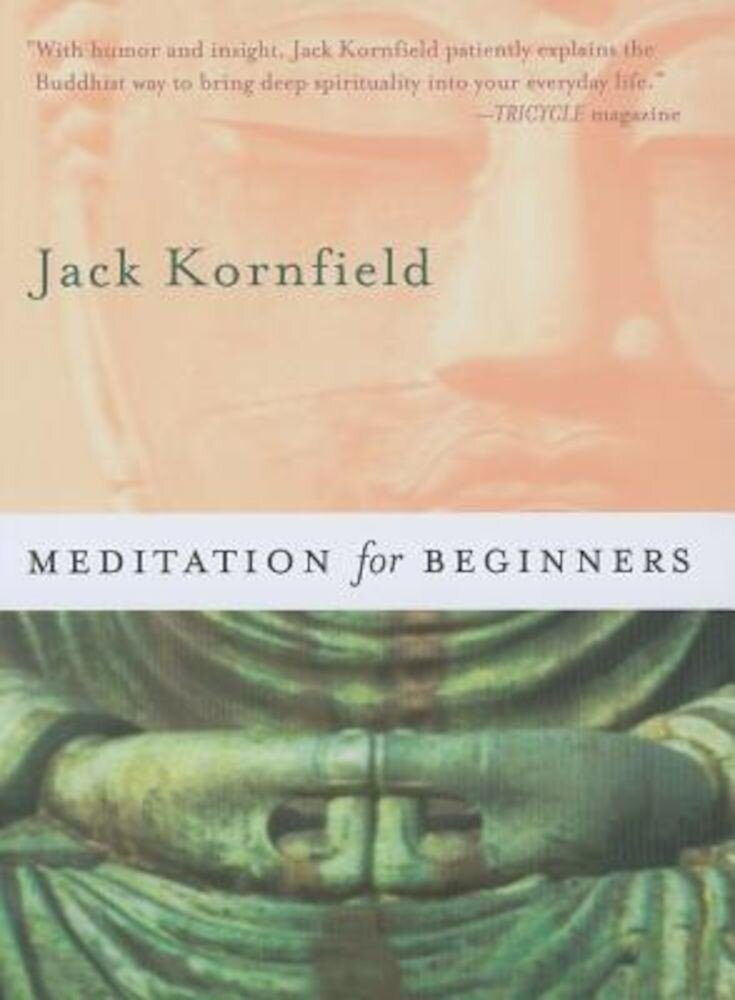 Meditation for Beginners [With CD], Paperback