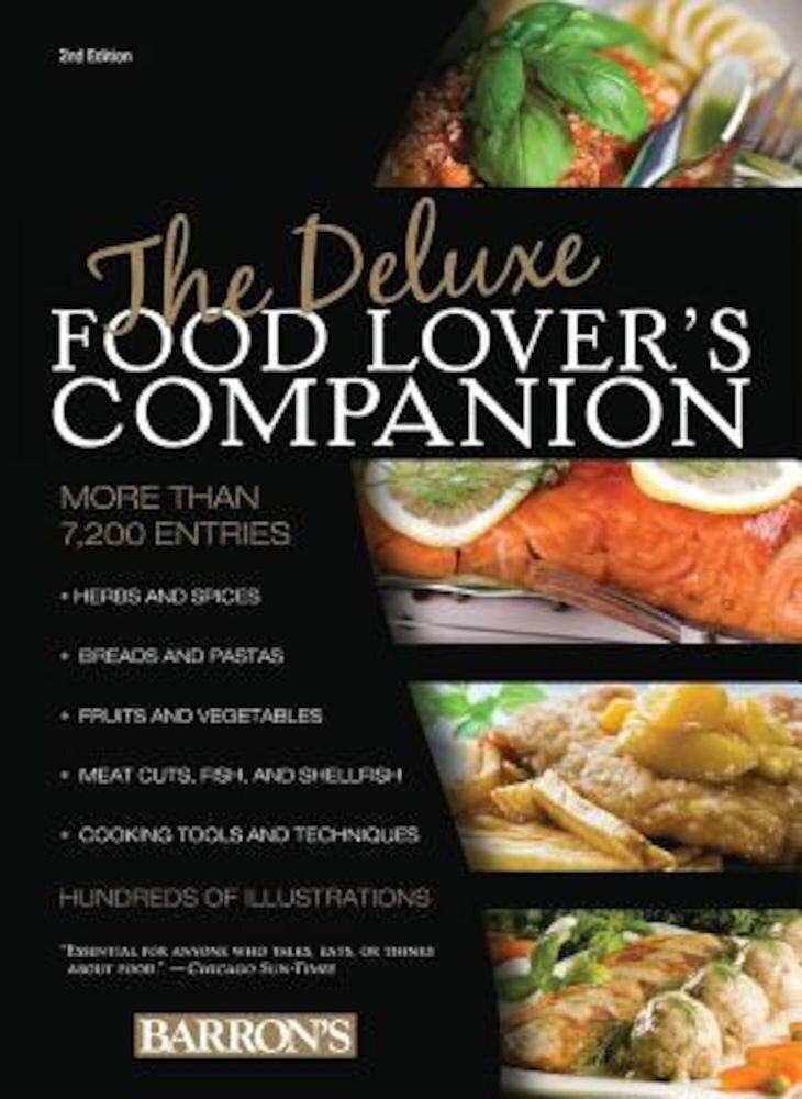 The Deluxe Food Lover's Companion, Hardcover
