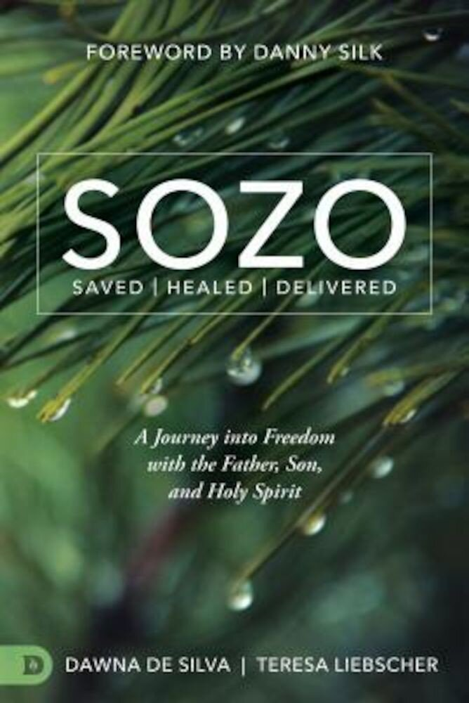 Sozo Saved Healed Delivered: A Journey Into Freedom with the Father, Son, and Holy Spirit, Paperback
