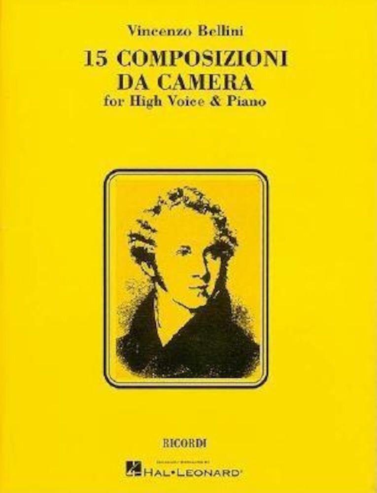 15 Composizioni Da Camera: High Voice, Paperback