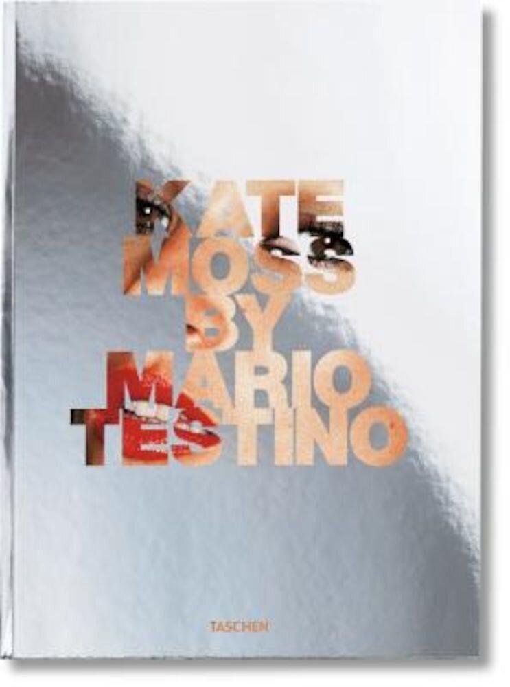 Kate Moss by Mario Testino, Paperback