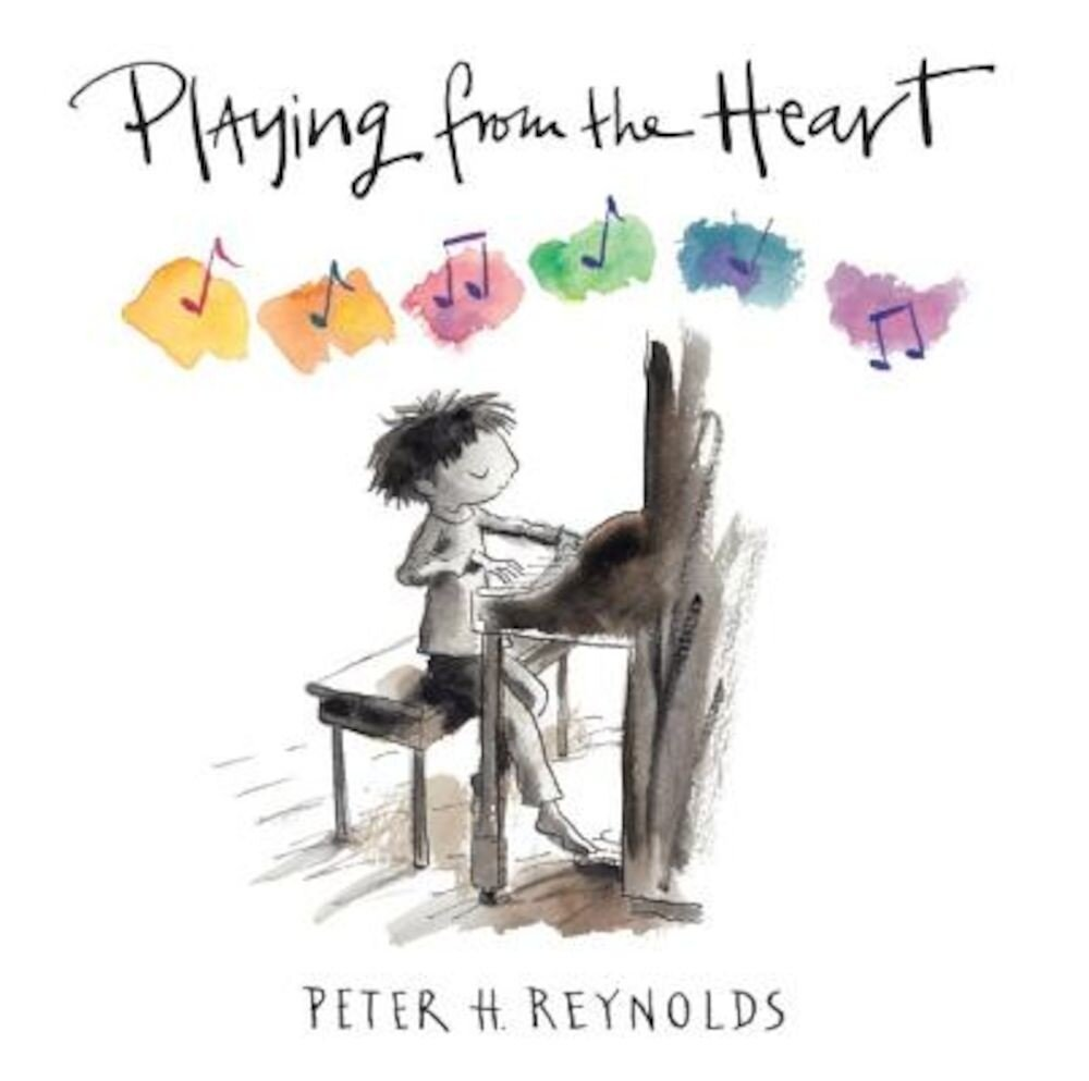 Playing from the Heart, Hardcover
