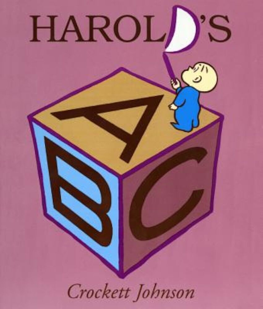 Harold's ABC Board Book, Hardcover