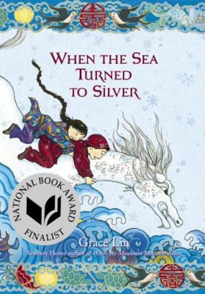 When the Sea Turned to Silver, Hardcover
