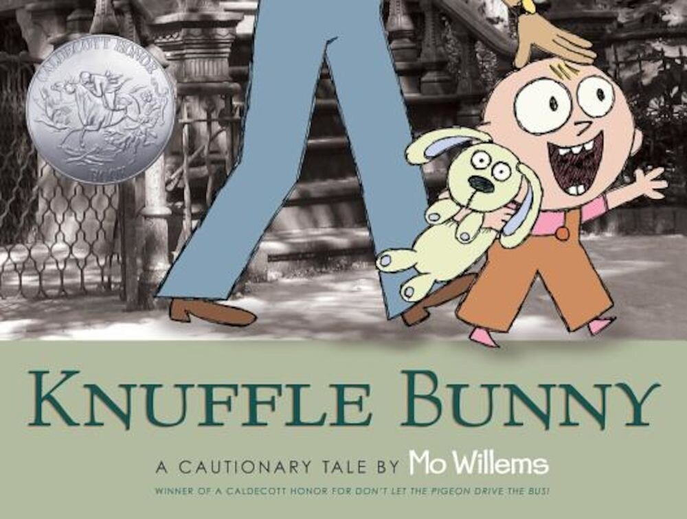 Knuffle Bunny: A Cautionary Tale, Hardcover
