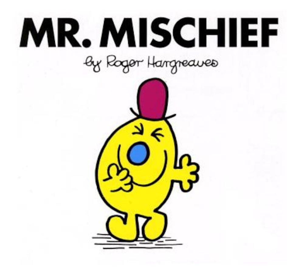 Mr. Mischief, Paperback