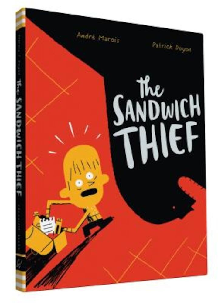 The Sandwich Thief, Hardcover