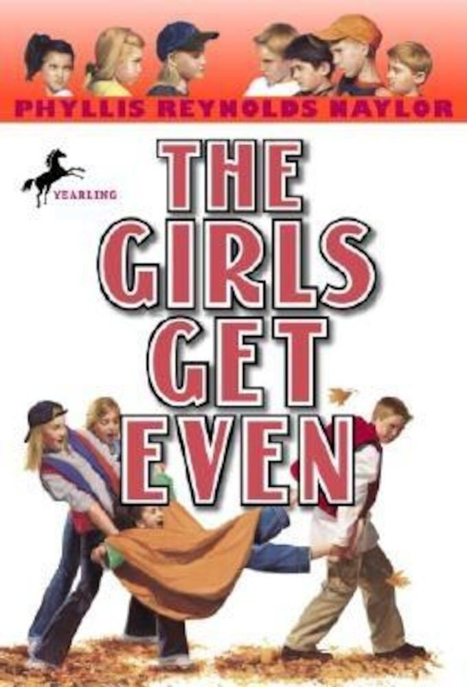 The Girls Get Even, Paperback