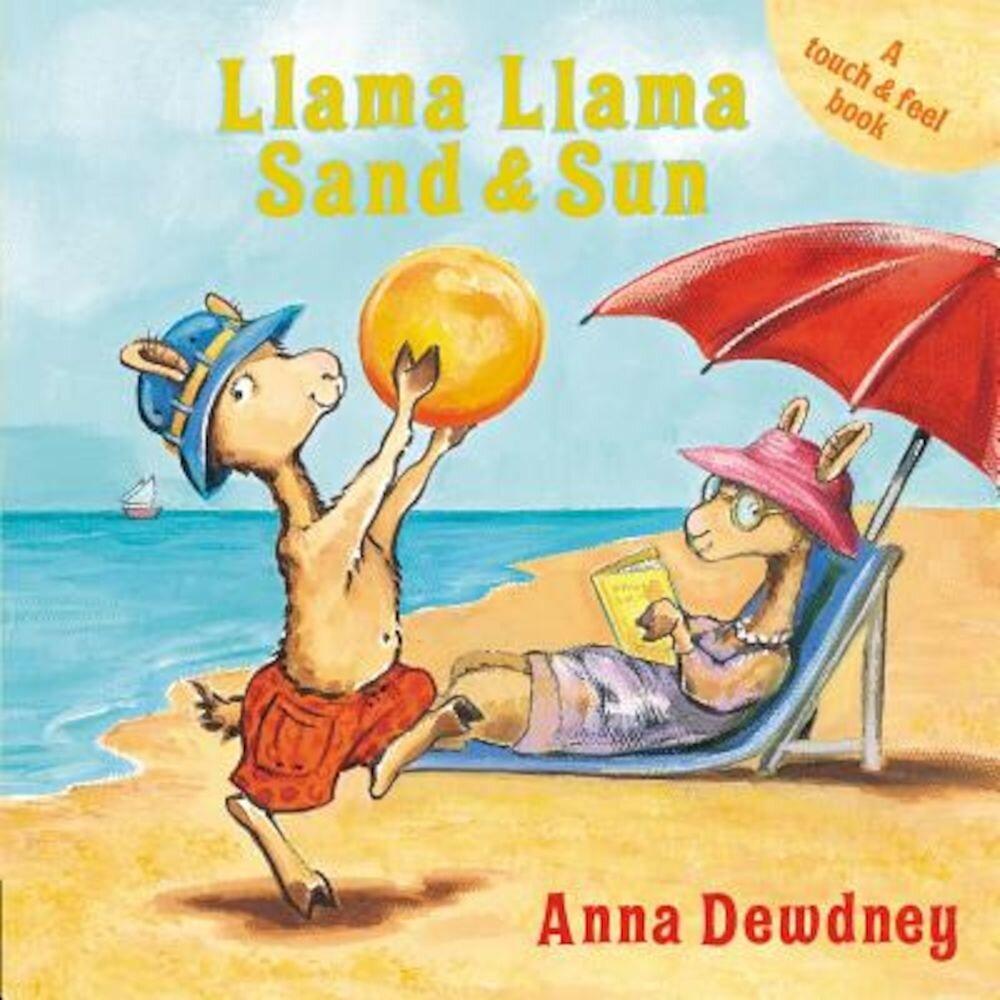 Llama Llama Sand and Sun, Hardcover