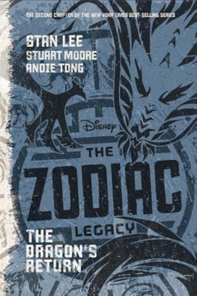 The Zodiac Legacy: The Dragon's Return, Paperback