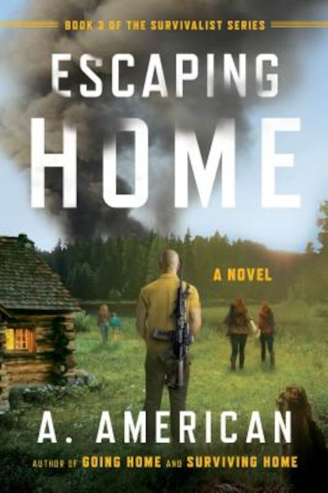 Escaping Home, Paperback