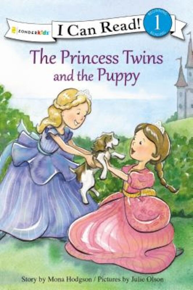 The Princess Twins and the Puppy, Paperback