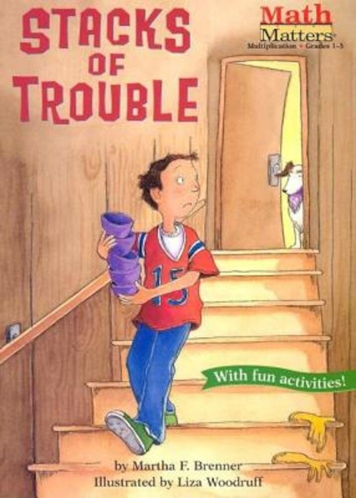 Stacks of Trouble, Paperback