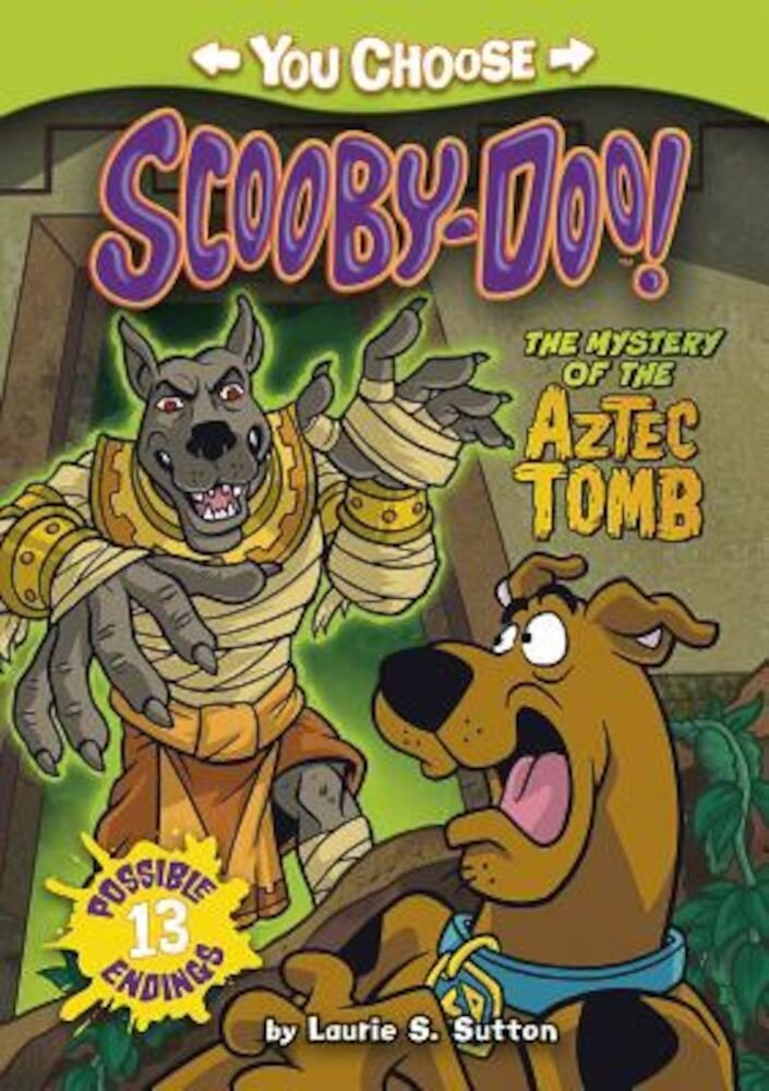 The Mystery of the Aztec Tomb, Paperback