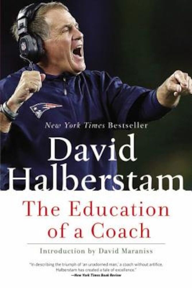 The Education of a Coach, Paperback