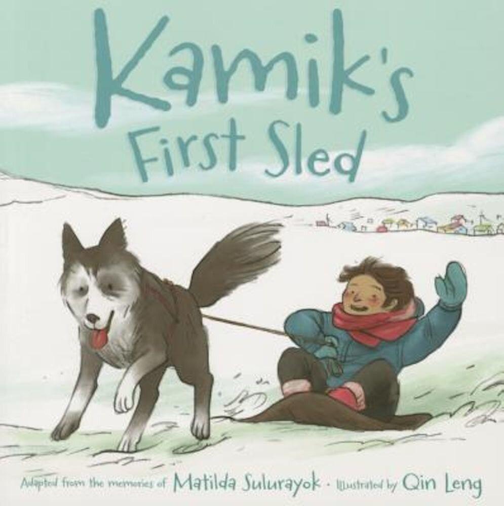 Kamik's First Sled, Paperback
