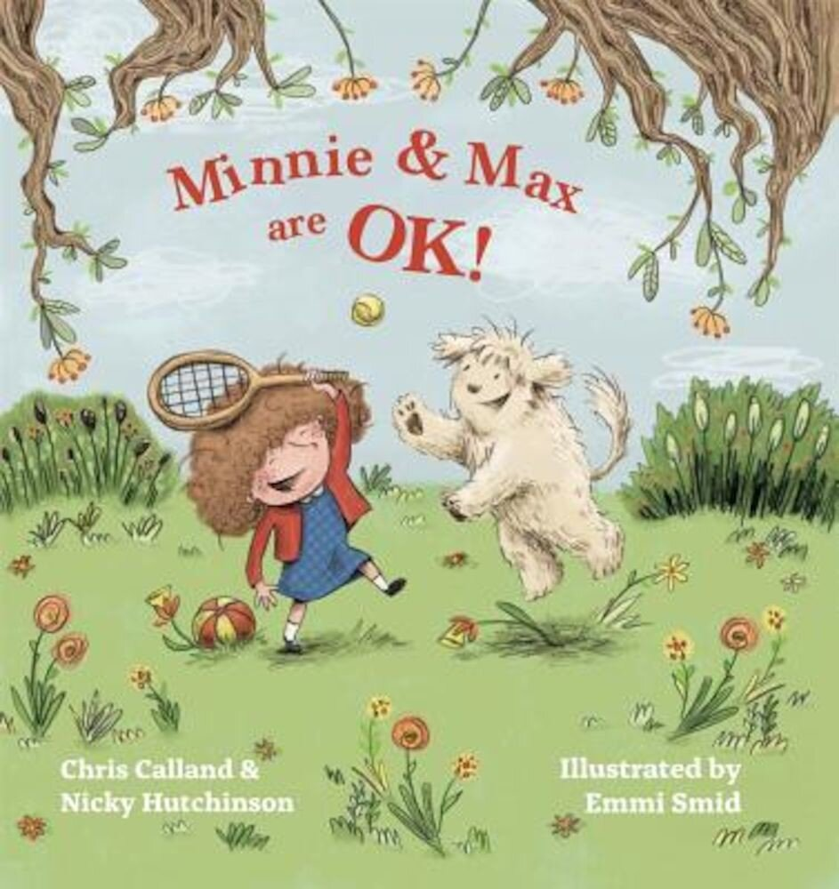 Minnie and Max Are Ok!: A Story to Help Children Develop a Positive Body Image, Hardcover