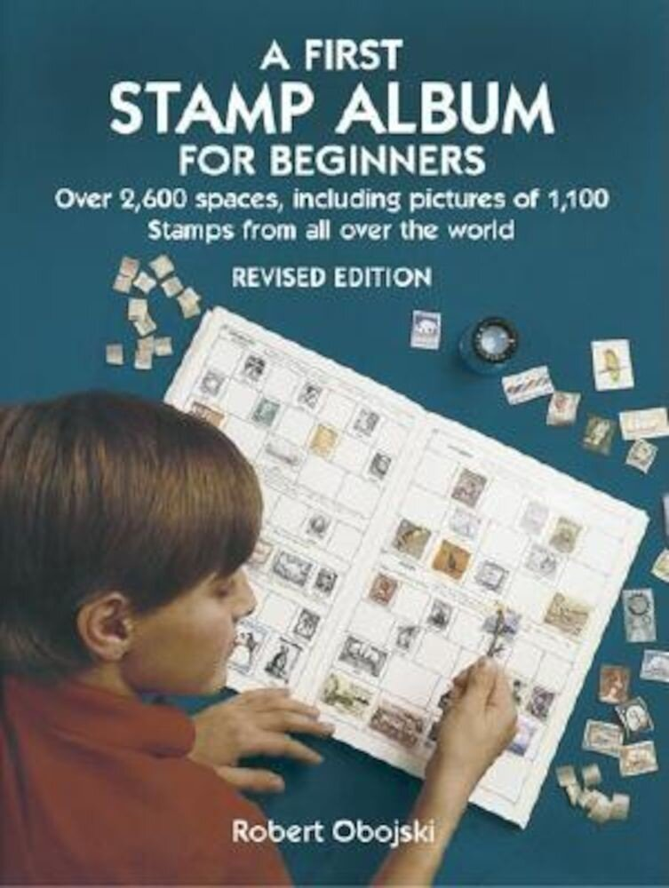 A First Stamp Album for Beginners, Paperback