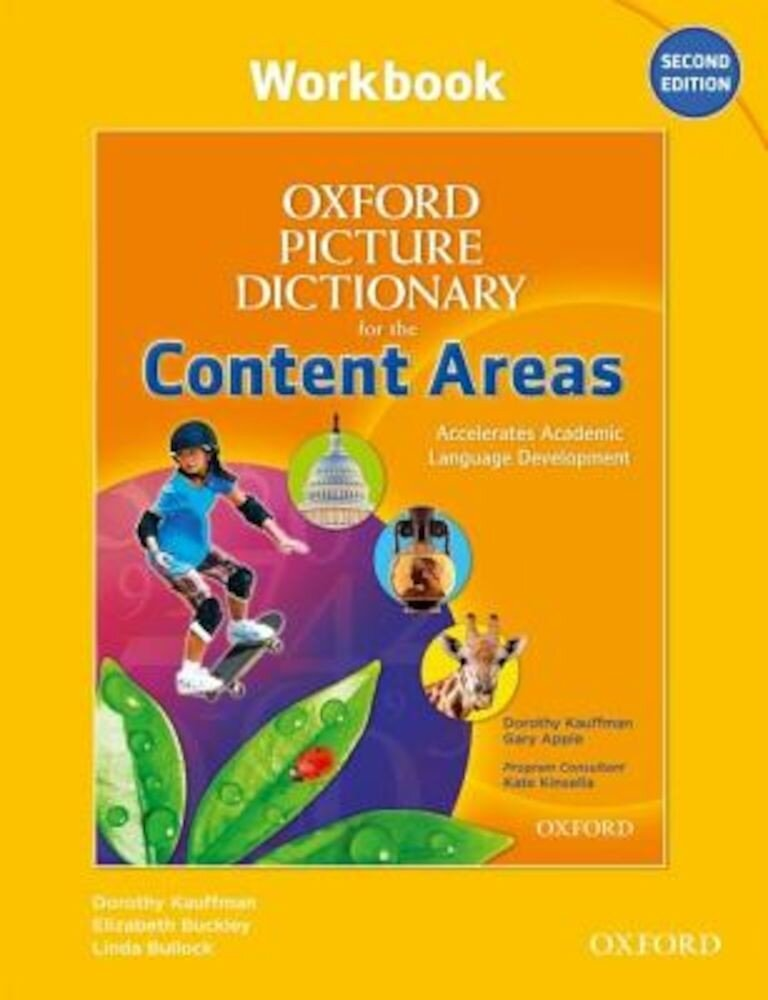 Oxford Picture Dictionary for the Content Areas Workbook, Paperback