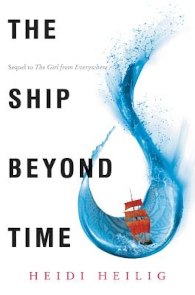 The Ship Beyond Time, Hardcover