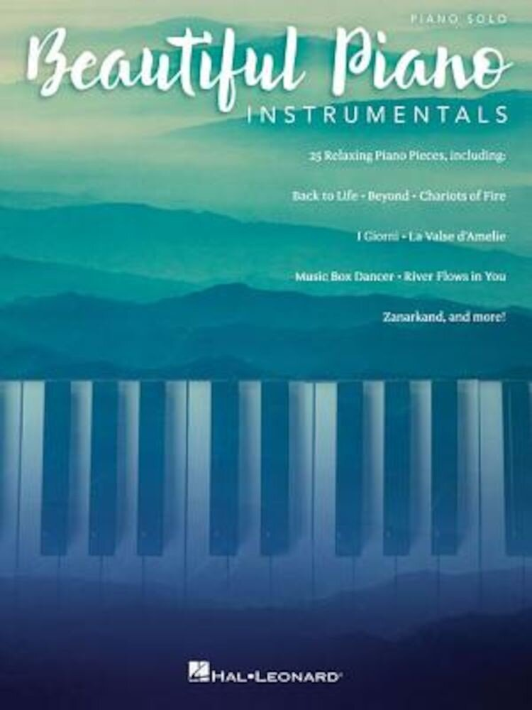 Beautiful Piano Instrumentals, Paperback