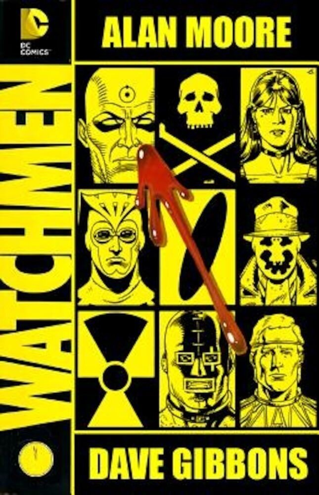 Watchmen: The Deluxe Edition, Hardcover