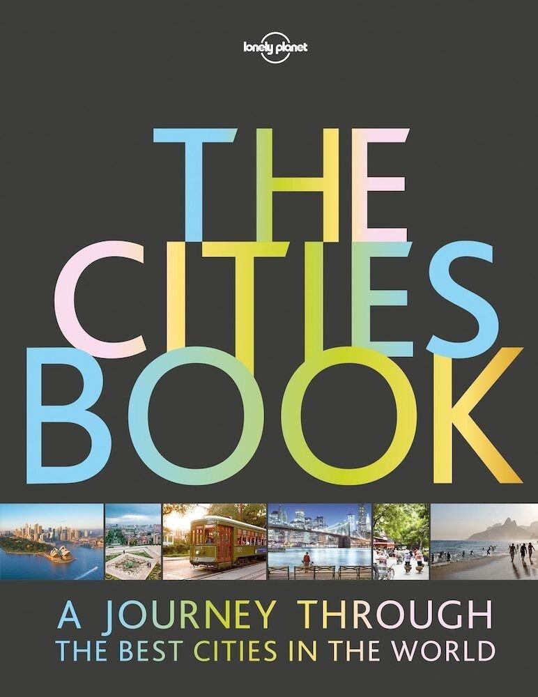 Coperta Carte The Cities Book