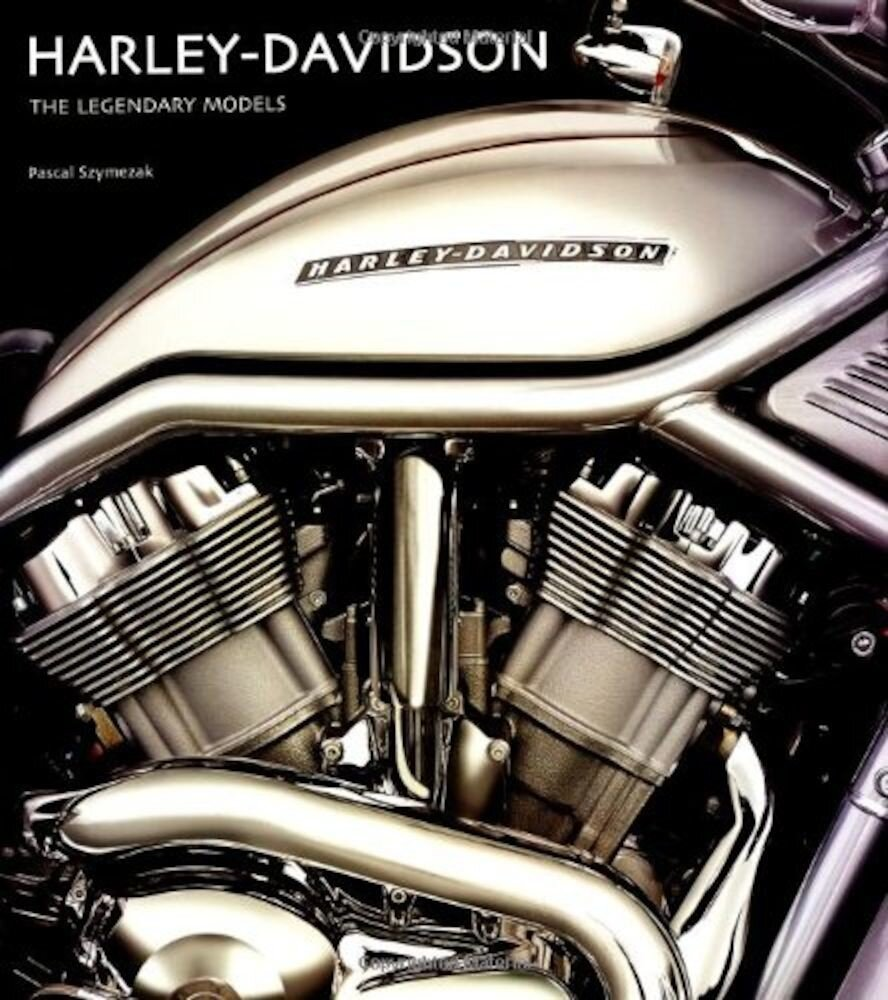 Harley Davidson. The Legend Models