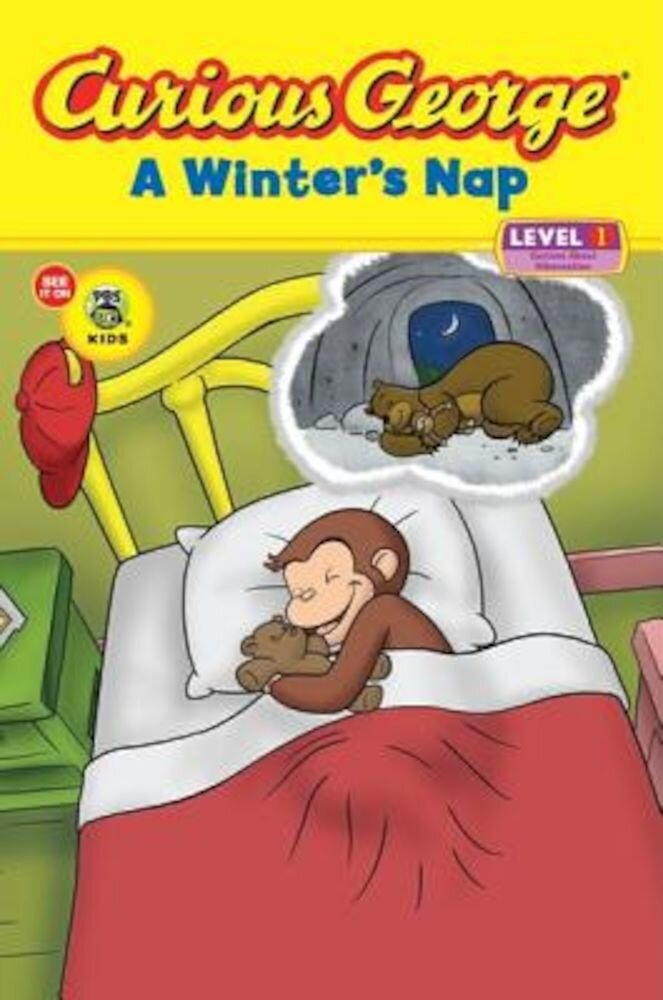 Curious George: A Winter's Nap, Paperback