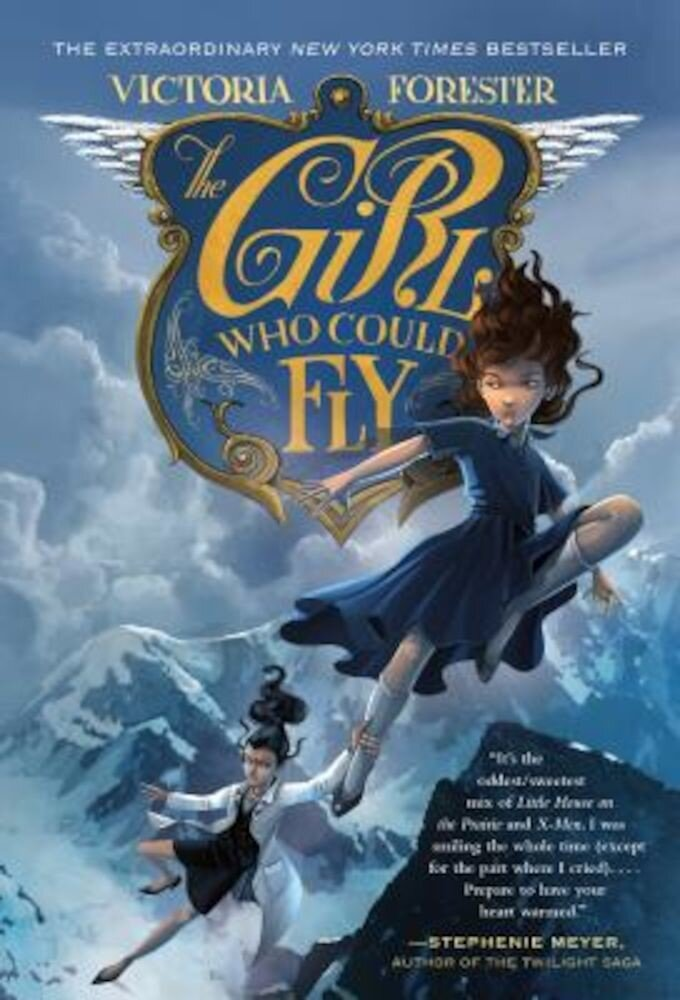 The Girl Who Could Fly, Paperback