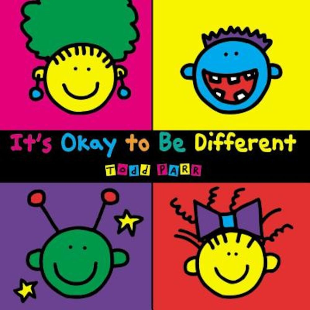 It's Okay to Be Different, Paperback