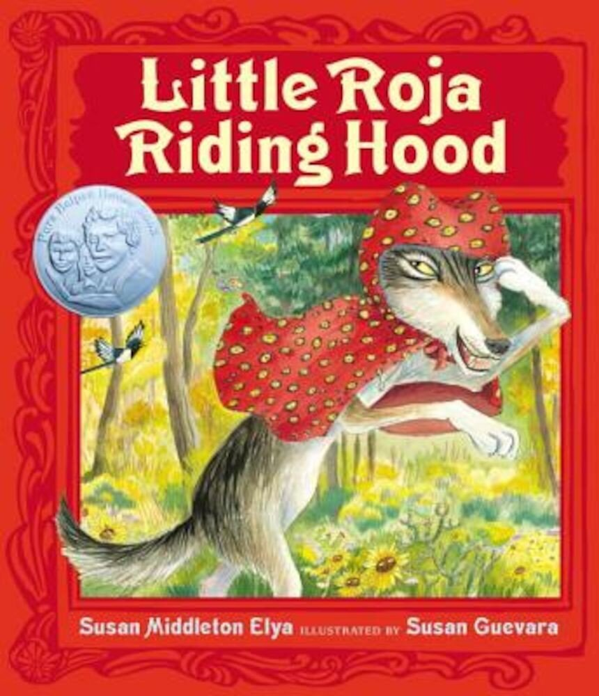 Little Roja Riding Hood, Hardcover