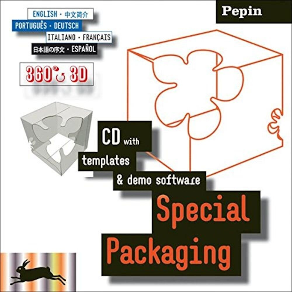 Special Packaging (incl templates cd)